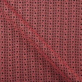 Carnet de Mode macramé lace