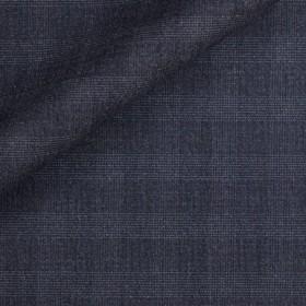 Carnet de Mode classic Wales check flannel