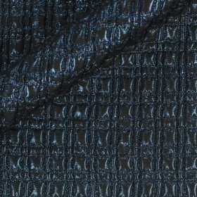 Ungaro Album embossed lurex fabric