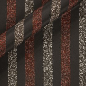 Ungaro Album geometric print on matte satin fabric