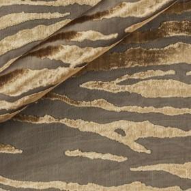 Carnet Couture viscose silk devorè velvet fabric