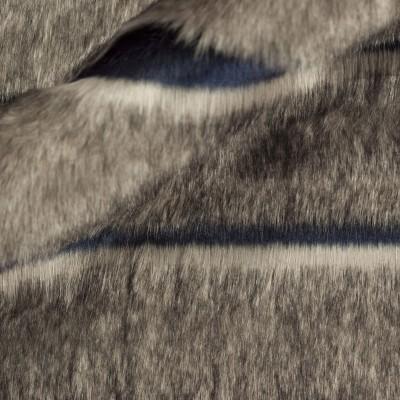 Eco pelliccia barré