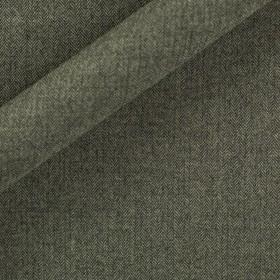 Carnet Style pure wool chevron fabric
