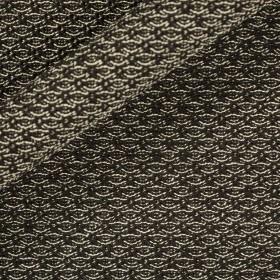Carnet Style jacquard jersey wool fabric