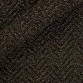 Jersey lana alpaca disegno chevron lurex