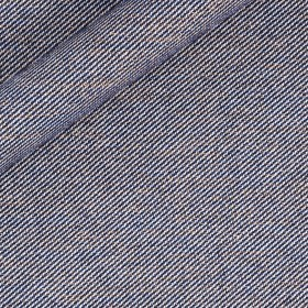 Lurex diagonal weave
