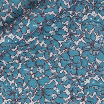 Galoon lace double color