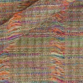 Bouclè multicolor lurex