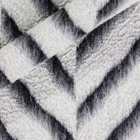 Fancy fabric for coat