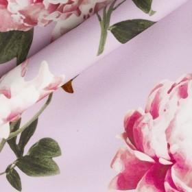 Macro floral print