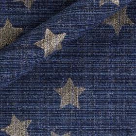 Bouclé jacquard fabric