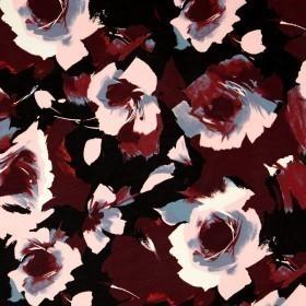 Floral print Carnet de Mode