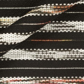 Ungaro album coat with fancy yarns