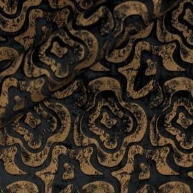 Ungaro Album metal print on velvet fabric