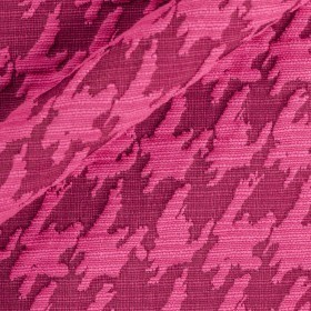 Ungaro Album pied-de-poule jacquard fabric