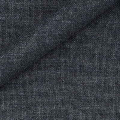 Plain wool and silk