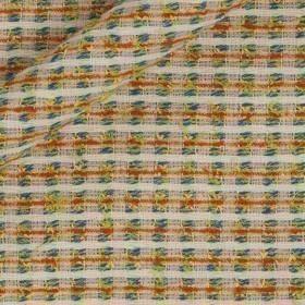 Fancy yarns fabric