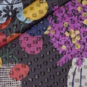 Floral pattern print