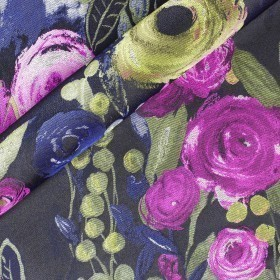 Floral Jacquard