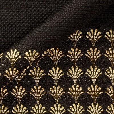 Coat with lurex