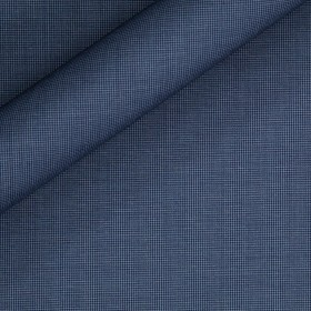 Pied de poule in pure virgin wool 130'S