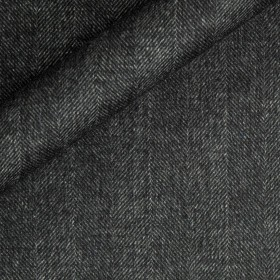 Chevron in pura lana vergine