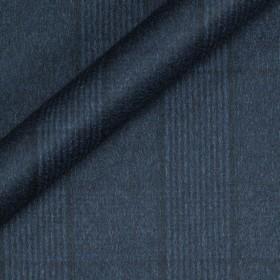 Overcheck in puro cashmere