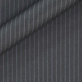 Gessato in pura lana vergine