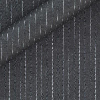 Pinstripe in pure virgin wool