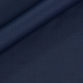 Bird's eye plain colour in pure virgin wool