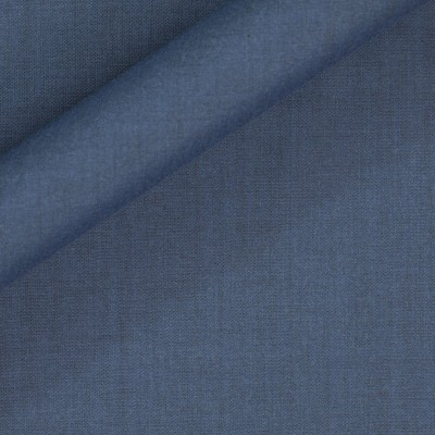 Plain color in stretch viscose and wool blend
