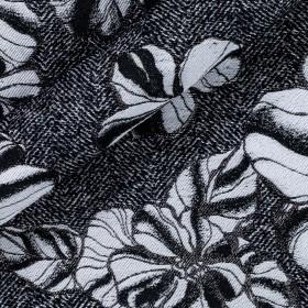 Jacquard floreale