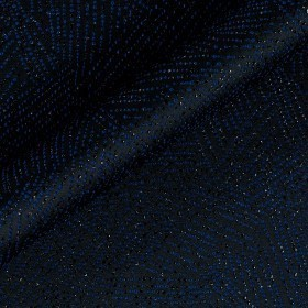 Jacquard lamé for jacket