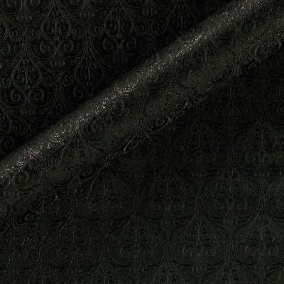 Jacquard lamé per giacca