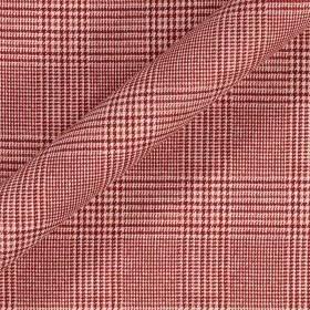 Prince of Wales print cotton