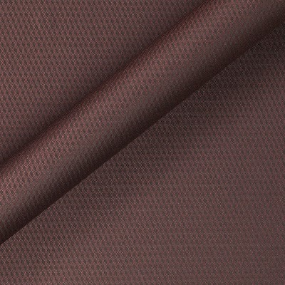 Micro jacquard fabric in silk and wool
