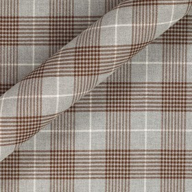 Overcheck fabric